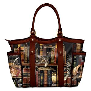 wysocki cat handbag